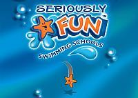 teach kids swimming with Seriously Fun