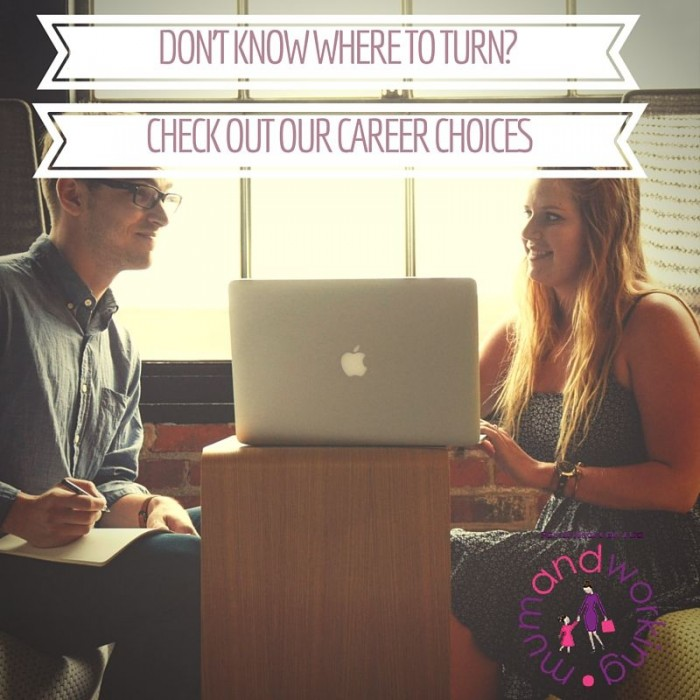 Best career options for mums